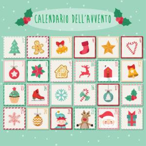 Calendario Dellavvento Da Stampare Per Bambini.Il Calendario Dell Avvento Il Paese Dei Bambini Che Sorridono