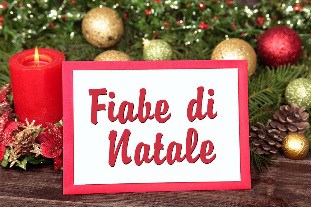 Poesie Di Natale 3 Media.Fiabe Di Natale Il Paese Dei Bambini Che Sorridono