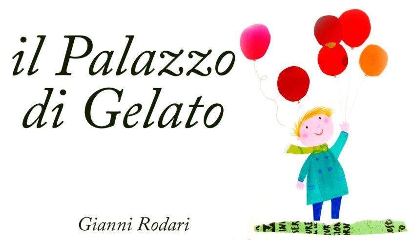 Amato Il Palazzo di Gelato | Il Paese dei Bambini che Sorridono CI91