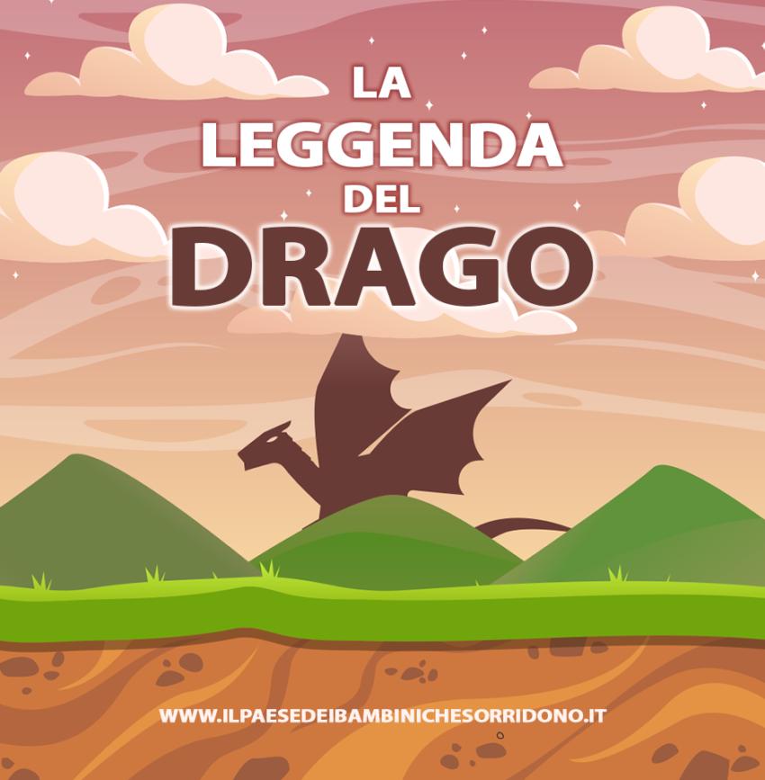 la leggenda del drago