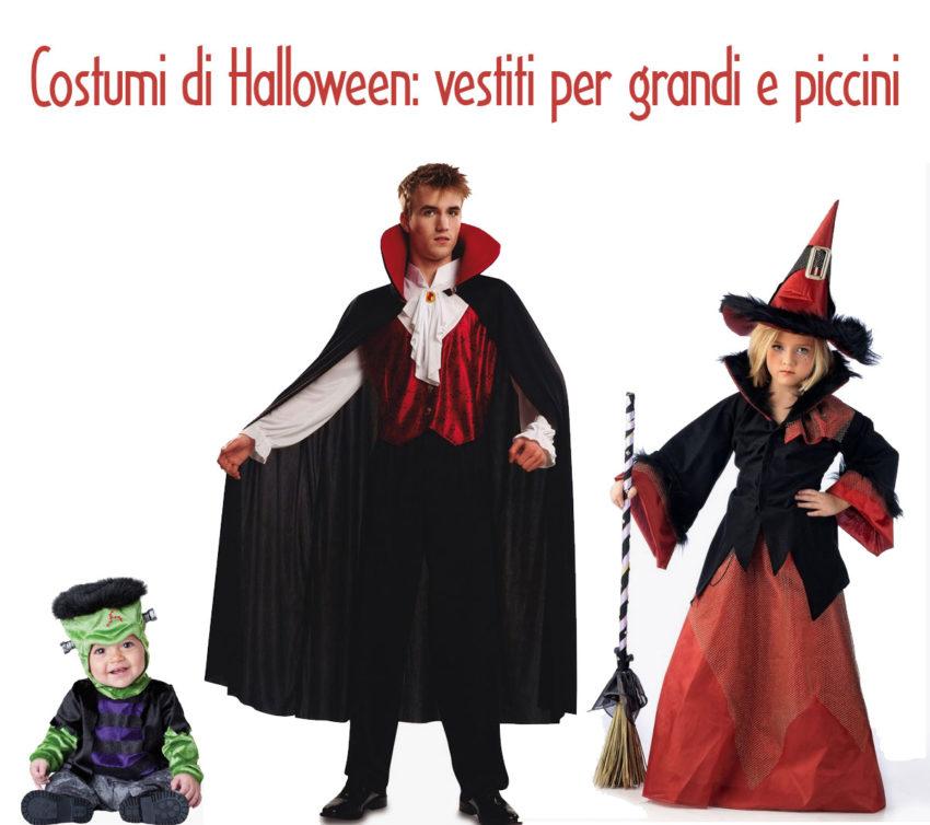 Costumi di Halloween: vestiti per grandi e piccini   Il ...